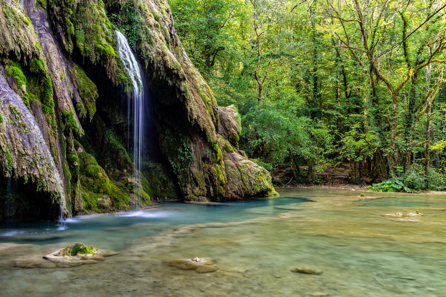 Een waterval fotograferen